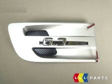 NEW GENUINE MERCEDES BENZ MB SL CLASS W230 AMG 6.3 SIDE FENDER COVERS SET L+R