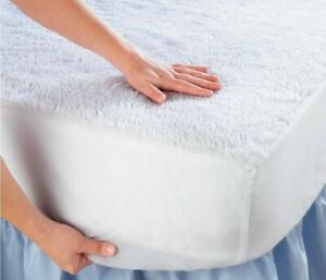 Waterproof Mattress Protector Cosy Anti Bug Terry Towel Matress Covers Sheets