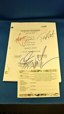 "SIGNED SCRIPT- DESPERATE HOUSEWIVES ""AH, BUT UNDERNEATH"" EPISODE #101"