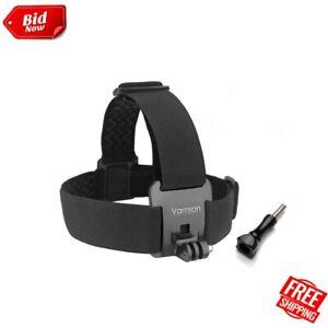 Vampson Head Strap Gopro Mount Camera Adjustable New Elastic Belt Headband