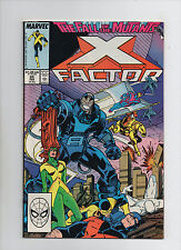 X-Factor #25 - The Fall Of The Mutants Part 2 of 3 - (Grade 9.2) 1988