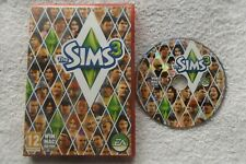 THE SIMS 3 MAIN GAME PC/MAC DVD V.G.C. FAST POST ( Asia-Pacific version )