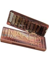 NEW URBAN DECAY Naked Heat Eyeshadow Palette - 12X0.045oz - NEW IN BOX. Read*