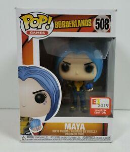 (DAMAGED BOX) Funko POP! Maya #508 Borderlands E3 2019 Limited Edition