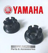 Yamaha rear axle hub castle nut Banshee, Warrior, Raptor 350, 660 Blaster YFZ450