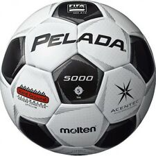 Molten Football Acentec Pelada 5000 Size 5 F5P5001 Fifa Inspected With Tracking