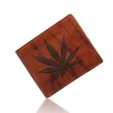 Men Leather Card Cash Receipt Holder Clutch Bifold Wallets Coin Purse Pocket