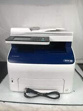 Xerox WorkCentre 6027/NI Wireless Multi-function Color Laser Printer Printer CB