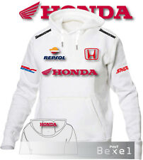 FELPA HONDA MOTO GPBIKER  REPSOL FIAT BMW Disp Tshirt Polo Borsa report BI BEXEL