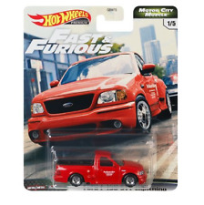 Hot Wheels Chevy Nova oro Fast and Furious Gbw75-956g 1/64