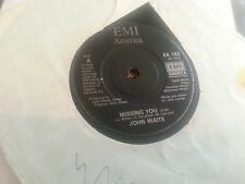 "John Waite - Missing You 7"" ebay uk"