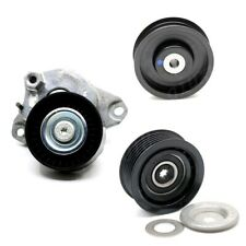 Belt Tensioner Pulley& 2Idler Pulley For Mercedes-Benz C E GL GLK ML R S SLK CLK