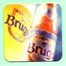 sous-bock BRUGS bierdeckel coaster bierviltje beermat Lot 1223