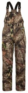 Scentblocker Drencher Insulated Bibs Mossy Oak Country Mens Size XL