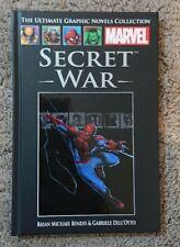 Marvel Ultimate Graphic Novel Collection Vol 33 #18 Secret War Super-Heroes