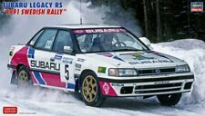 Hasegawa 20432 1/24 Model Rally Car Kit Subaru Legacy RS Turbo WRC '91 M.Alen