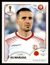Panini World Cup 2018 (Pink Back) Ali Maaloul Tunisia No. 543