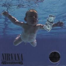 Nirvana - Nevermind (Vinyl LP - 1991 - US - Reissue)
