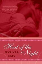 Heat of the Night by Sylvia Day-Dream Guardians #2-NOT AN EBOOK-TRADE SIZED PB