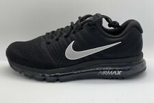 Nike Air Max 2017 Black|White Mens Size US 9, 10.5, 11 RRP $240