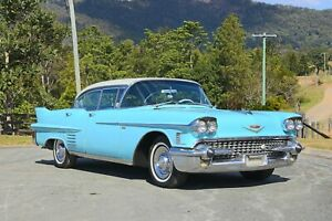 1958 Cadillac Series 62 BGS Classic Cars Lincoln Chevrolet Ford Rolls Royce