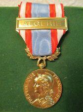 Médaille commémorative, opérations sécurité et maintien de l'ordre