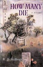 How Many Die (Hardscrabble Books-Fiction of New England)
