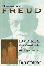 Dora : An Analysis of a Case of Hysteria by Sigmund Freud (1997, Paperback)