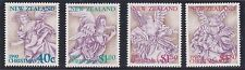 MINT 1990 NEW ZEALAND NZ CHRISTMAS XMAS ANGELS STAMP SET OF 4 MUH