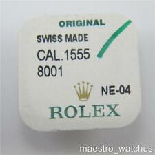 Factory Rolex Movement Part 1555-8001 Center Wheel With Cannon Pinion