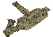 Russian hip holster molle platform left airsoft black olive green od multicam
