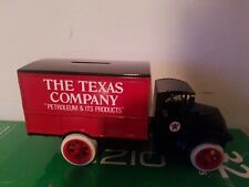 Ertl Collectibles-Texaco 1925 Mack Bulldog Lubricant Truck- Bank-Series #6