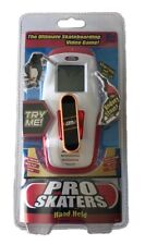 Pro Skaters Hand Held Ultimate Skateboarding Video Game New Factory Sealed 2007