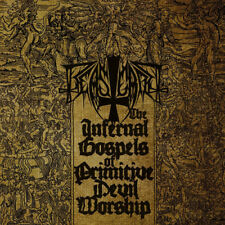 The Infernal Gospels of Primitive Devil Worship (cd Dvd) Audio CD