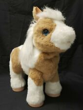 FurReal Friends Animatronic Baby Butterscotch Horse Pony Interactive