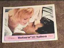 RETURN FROM THE ASHES 1965 LOBBY CARD #6