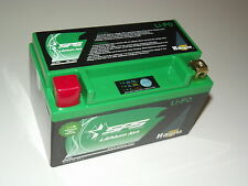 Lithium Ion 12V Motorcycle Battery Race Lightweight High Power LIPO07C YTX7A-BS