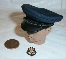VORTOYS British RAF cap 1/6th scale toy accessory