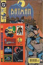 BATMAN ADVENTURES (deutsch) # 17 + STICKER - DINO VERLAG 1996 - TOP