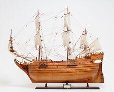 "Arabella 36"" Wooden Quality Tall Ship Model John Winthrop Puritan Flagship 1630"