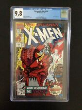 CGC 9.8 Uncanny X-Men 284 White Pages - Free Shipping