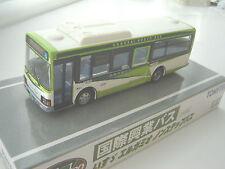 """ISUZU ERGA Kokusai Kogyo Bus  """"Tokyo & Saitama Area"""" TOMYTEC 1/80"""