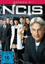 NAVY CIS - SEASON 9.1 MB  3 DVD NEU  COTE DE PABLO/MARK HARMON/+