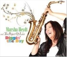 MARSHA HEYDT & PROJECT OF LOVE-DIGGIN' THE DAY-BLUJAZZ CD NEW SEALED
