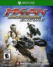 MX vs. ATV Supercross: Encore (Microsoft Xbox One, 2016) - BRAND NEW