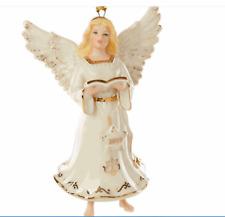 Lenox 2019 Angel Figurine Ornament Annual Heavenly Song Christmas Blonde New