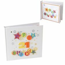 Talking Pictures 3D Confirmation Photo Album Baby Boy Girl Unisex New Gift Idea