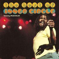 Inner Circle Best of (13 tracks, 1992, feat. Jacob Miller) [CD]