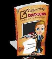 Copywriting Sales Page Skills For The New Internet Marketer - Writing Copy (CD)