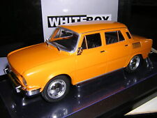 WHITEBOX 1/24 SKODA 100L - ORANGE